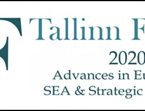 STRATEGIC IDEAS WORTH SHARING A EUROPEAN CONFERENCE ON STRATEGIC PLANNING & SEA